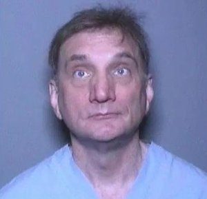 Eric Scott Sills, 53, is seen in an undated booking photo. (Credit: Orange County Sheriff's Department via Los Angeles Times)