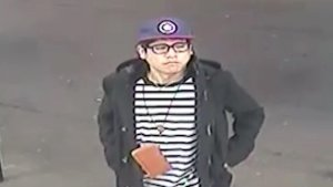 """Wachira """"Mario"""" Phetmang is seen in a May 25, 2018, surveillance image released by New South Wales police on June 19, 2018."""