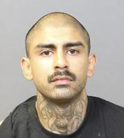 Arthur Barajas Jr., 24, is seen in a photo released by the Costa Mesa Police Department on May 1, 2019.
