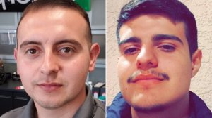 Benny and Jesse Felix Zuniga of Highland Park appear in images provided by their family on May 5, 2019.