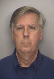 John Edward Charlier, 61, is seen in a photo released by the Fontana Police Department on May 16, 2019.