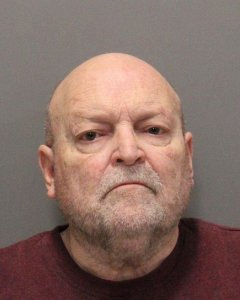 John Arthur Getreu is seen in an undated booking photo released Nov. 20, 2018, by the Santa Clara County Sheriff's Office.