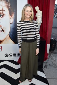 "Actress Peggy Lipton arrives to The American Film Institute Presents ""Twin Peaks-The Entire Mystery"" Blu-Ray/DVD Release Screening at the Vista Theatre on July 16, 2014, in Los Angeles, California. (Credit: Alberto E. Rodriguez/Getty Images)"