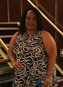Jacquelyn Hodge Glasby, 57, is seen in a photo provided by family members.