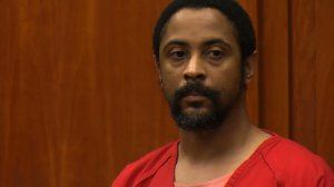Isaiah Peoples appears in a Santa Clara County courtroom on May 30, 2019. (Credit: KGO via CNN)