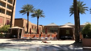 The scene at the upscale Renaissance Indian Wells Resort & Spa in Indian Wells is usually more serene than during a brawl over the weekend involving government officials at a convention. (Credit; Lori Basheda/Los Angeles Times)