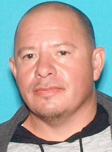 Homicide victim Isaac Mosqueda, 40, of San Bernardino, pictured in a photo released by the San Bernardino Police Department following his killing on May 25, 2019.