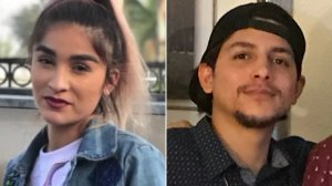 Bethany Holguin, left, and her brother Emilio Holguin appear in images provided by their family on May 13, 2019.