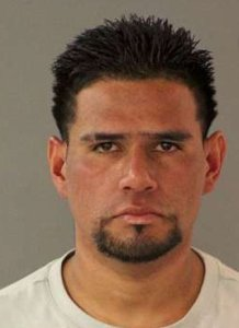 Carlos Eduardo Arevalo Carranza is shown in a photo released by the San Jose Police Department on march 12, 2019.
