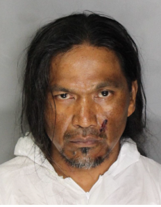 Adel Sambrano Ramos is seen in a June 20, 2019, booking photo released by the Sacramento Police Department.