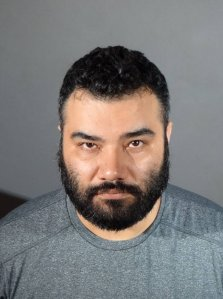 Daniel Ayon, 39, is seen in an undated photo provided by the Gardena Police Department on June 14, 2019.