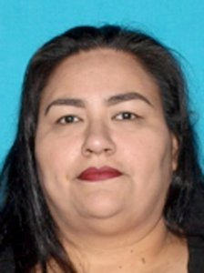 Gabriela Keeton is seen in a photo released by police.