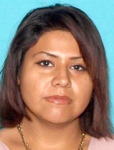 Maritza Joana Lara is seen in an undated driver's license photo released June 18, 2019, by the Los Angeles Police Department.