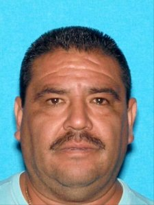 Luis Antonio Luevano-Guzman appears in a photo released by Costa Mesa police on June 21, 2019.