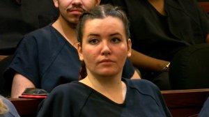 Diana Pena appears in a Las Vegas courtroom on June 11, 2019. (Credit: KSNV via CNN)