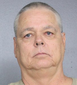 Scot Peterson is seen in a booking photo released by the Broward County Sheriff's Office.