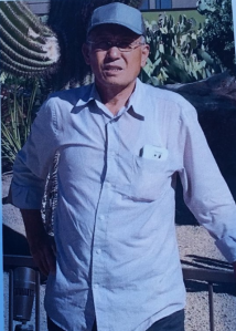 Eugene Jo is shown on a flier tweeted by Montrose Search and Rescue on June 24, 2019.