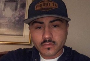 Julio Urbina is seen in a photo posted to a GoFundMe page.