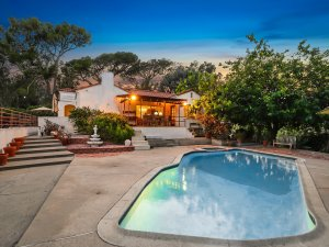 A photo shared by the real estate listing service MLS on July 20, 2019, shows 3311 Waverly Drive in Los Feliz.