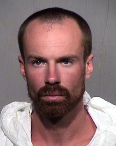 Michael Paul Adams is seen in this booking photo obtained by CNN.
