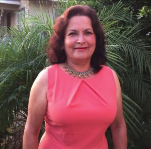 Genoveva Rivera Robles, 59, of Long Beach, pictured in a photo provided by family.