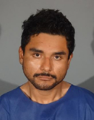 Fernando Venancio Jr., 27, of Lynwood, pictured in a photo released by the Santa Monica Police Department following his arrest on July 22, 2019.