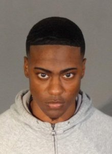 Omar Talley is shown in a photo released by the Los Angeles Police Department on July 23, 2019.