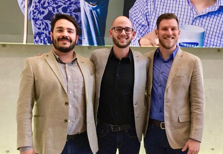 Founders of Wavio