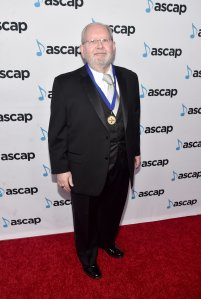 Composer Alf Clausen attends the 2016 ASCAP Screen Music Awards at The Beverly Hilton Hotel on March 24, 2016. (Credit: Alberto E. Rodriguez/Getty Images for ASCAP)