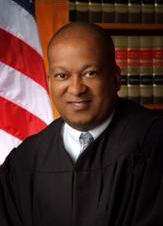 Justice Jeffrey Johnson is seen in a portrait from the California Judicial Branch website.