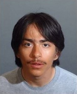 Eddie Alvirez is seen in an image provided by the Los Angeles County Sheriff's Department.