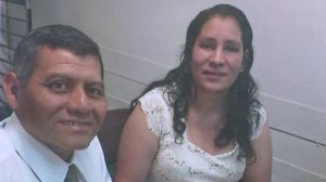 Francisco Hernandez Rivas and Haydee Santamaria Rodriguez appear in a photo provided by the family on Aug. 27, 2019.