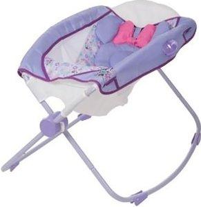 Disney infant sleeper