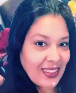 Keisha Saravia is shown in an undated photo provided by a relative on Aug. 14, 2019.