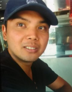 ohn Brian Mananghaya Aguila, 28, is seen in an undated photo provided by the West Covina Police Department on Aug. 27, 2019.