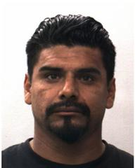 Francisco Javier Oseguera Cervantes, 34, is seen in a photo released by the Highland Police Department on Aug. 7, 2019.