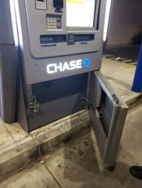 Two men are accused of using a stolen truck to break into an ATM in Mission Viejo on Sept. 287, 2019. The suspects were arrested after a pursuit. (Credit: Orange County Sheriff's Department)