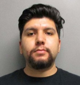 Daniel Gonzalez is shown in a photo released by the Claremont Police Department on Sept. 12, 2019.