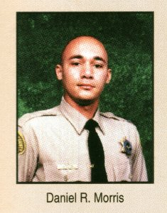 Los Angeles County Sheriff's Detective Daniel Morris appears in a 2000 photo. (Credit: L.A. County Sheriff's Department via L.A. Times)