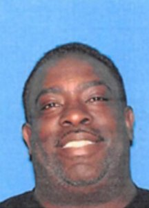 Michael Edmond, arrested on Sept. 21, 2019, is seen in this booking photo from the Los Angeles Police Department.