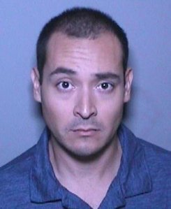 Christopher Lopez is seen in an undated booking photo released Sept. 25, 2019, by the Orange County Sheriff's Department.