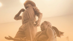 An image provided by Councilman Jose Huizar shows the Bracero monument to be unveiled Sep. 29, 2019, in downtown Los Angeles.