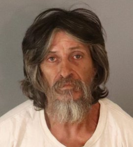 Armando Meza, 59, of Riverside, pictured in a photo released by the Riverside Police Department following his arrest on Sept. 28, 2019.