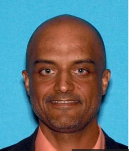 The Santa Cruz County Sheriff's Office released this photo of Tushar Atre on Oct. 1, 2019.