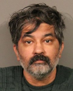 Shankar Hangud is seen in a booking photo released Oct. 15, 2019, by the Roseville Police Department.