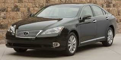 Police were searching for a dark gray Lexus with license plate 7JOM377, which was eventually recovered.