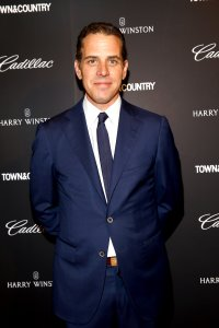 """Hunter Biden attends the T&C Philanthropy Summit with screening of """"Generosity Of Eye"""" at Lincoln Center with Town & Country on May 28, 2014, in New York City. (Credit: Astrid Stawiarz/Getty Images for Town & Country)"""