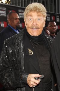 Comedian Rip Taylor arrives at the 16th annual Critics' Choice Movie Awards at the Hollywood Palladium on January 14, 2011 in Los Angeles, California. (Credit: Christopher Polk/Getty Images for VH1)