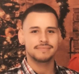 Junior Gonzalez is seen in an undated photo from a GoFundMe page set up asking for financial support and prayers for his family.