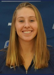 Melanie Coleman is seen in an undated photo posted to the website of the Southern Connecticut Owls.